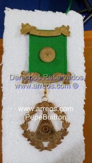 Medalla de Past Sapientísimo